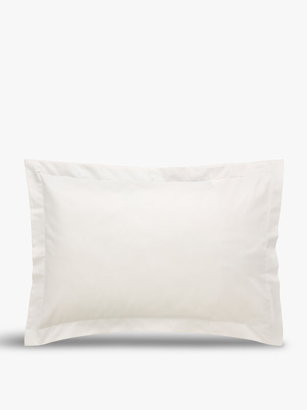 500 TC Sateen Tailored Pillowcase
