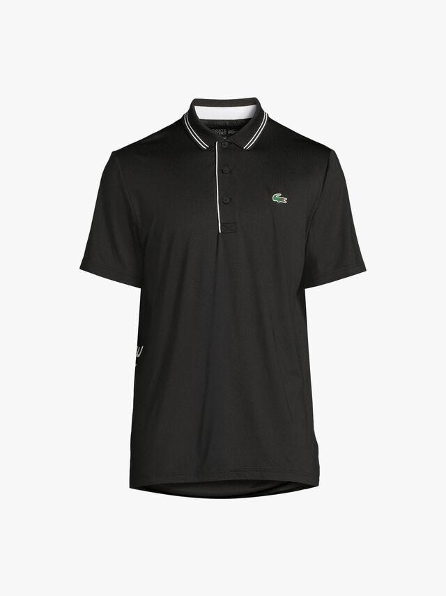 Stretch Logo Polo Shirt