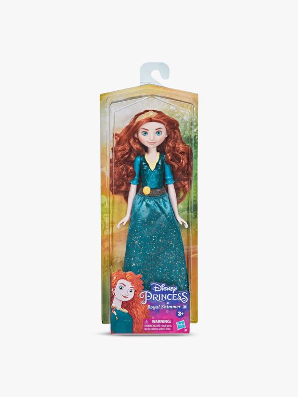 Royal Shimmer Merida Doll