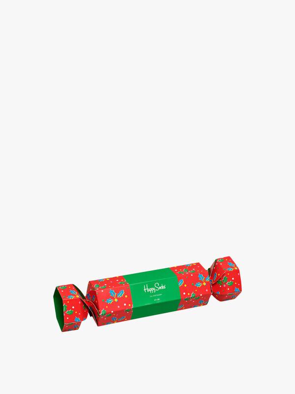 Christmas Cracker Holly Gift Box
