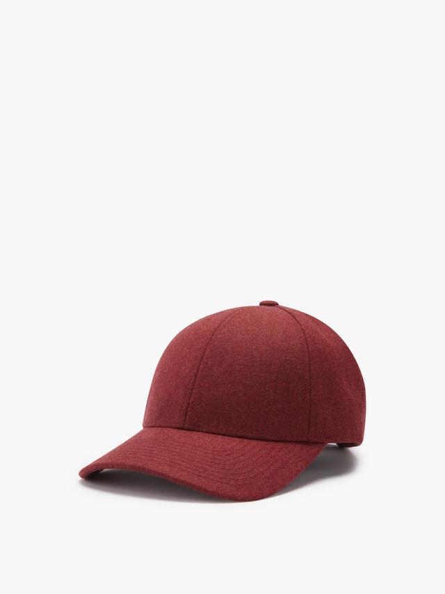 Coloured Wool Cap