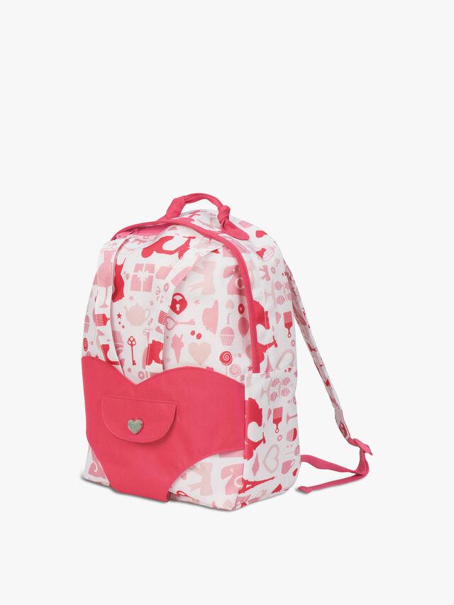 Hop On Carrier Backpack