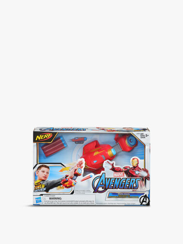 Power Moves Iron Man Repulsor Blast