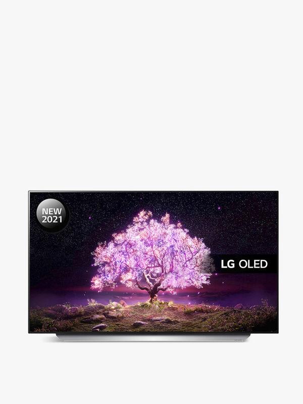 48'' OLED HDR 4k Ultra HD Smart TV 48 Inch (2021) OLED48C16LA