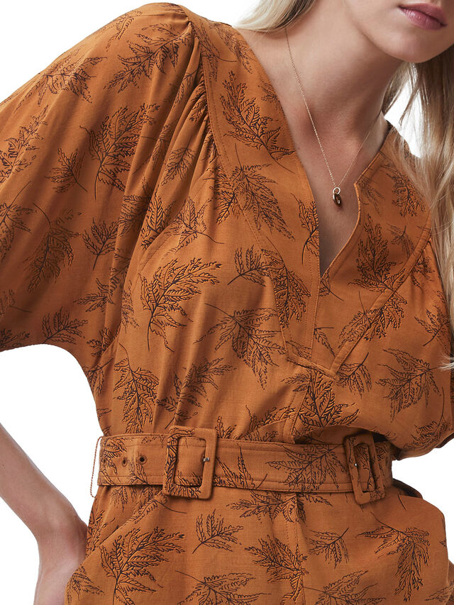 Isabeta Drape Dress