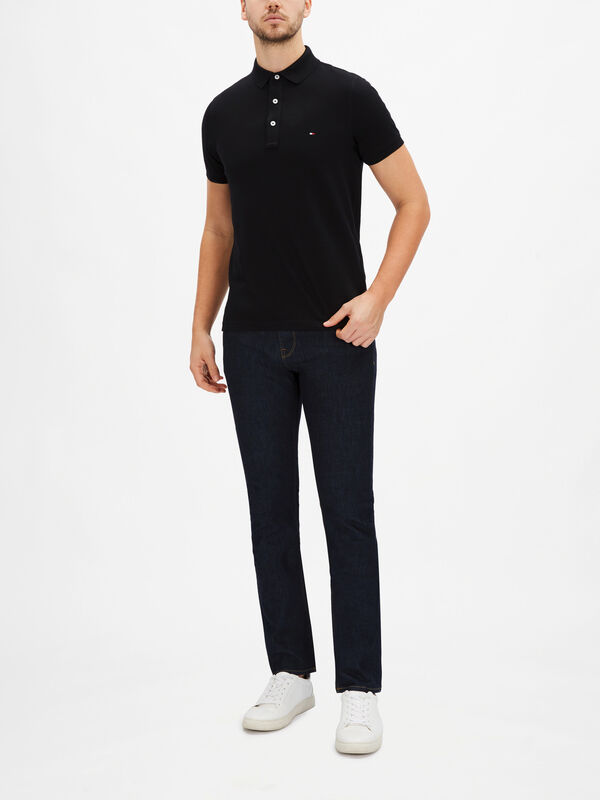 Slim Fit Polo 100