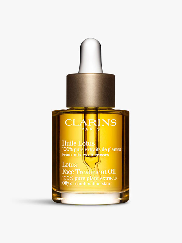 Lotus Face Treatment Oil Combination Skin