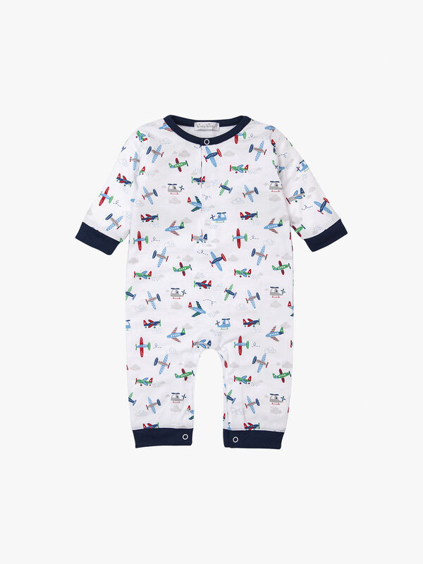 Awesome Aeroplanes Playsuit