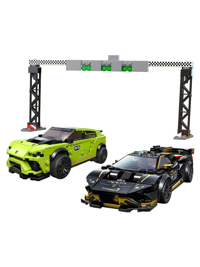 Speed Champions Lamborghini Urus & Huracán Set