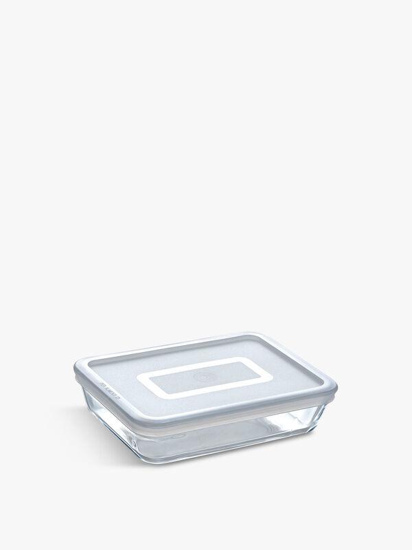 Cook & Freeze Glass Tupperware