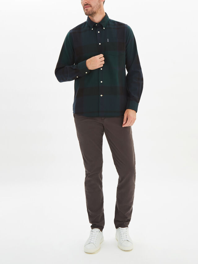 Dunoon Tailored Shirt