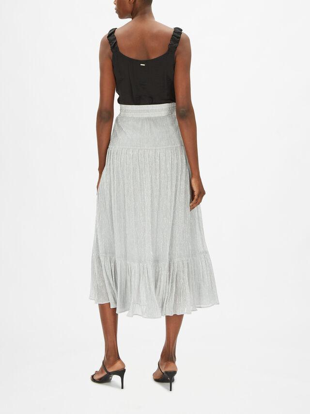 Pull On Maxi Skirt
