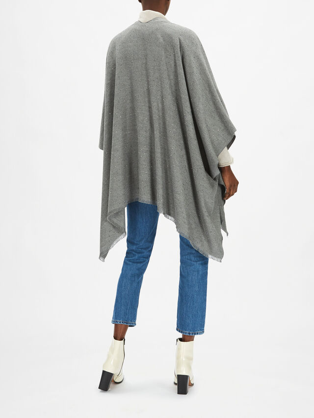 Soft Touch Button Side Cape