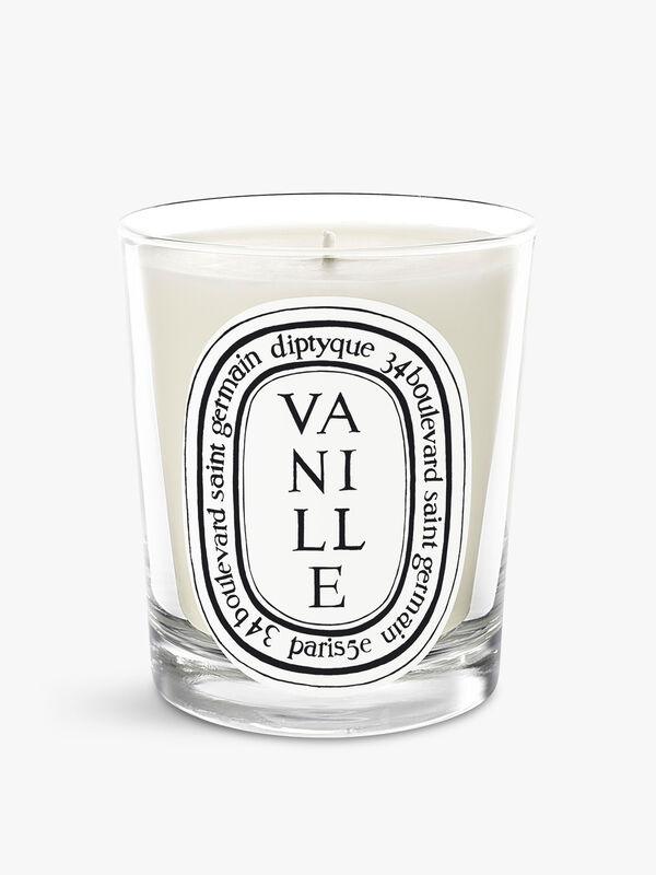 Vanille Scented Candle