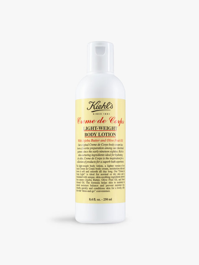 Creme De Corps Light-Weight Body Lotion