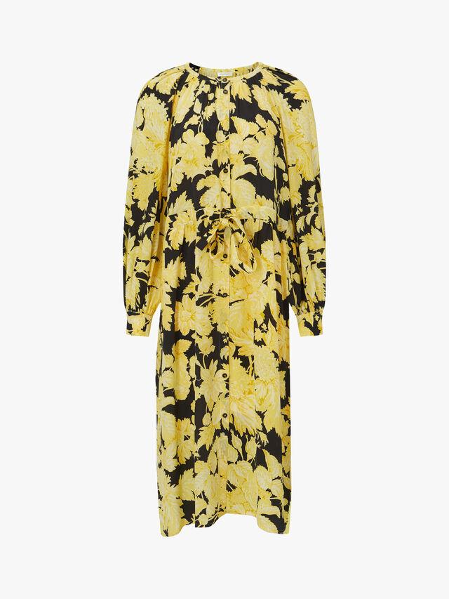 Lydia Printed Dress