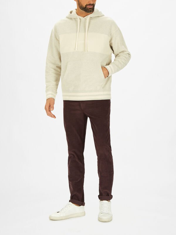 Relaxed Fit Novelty Hoody