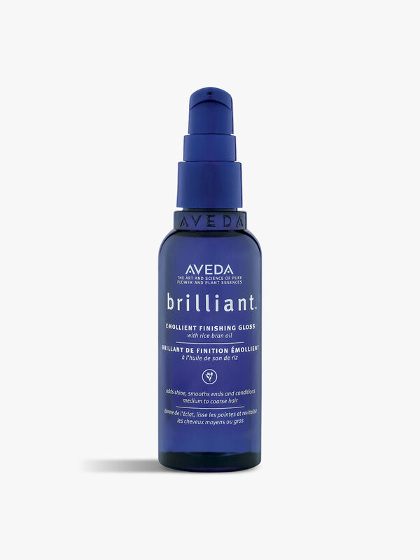 Brilliant Emollient Finishing Gloss 75 ml