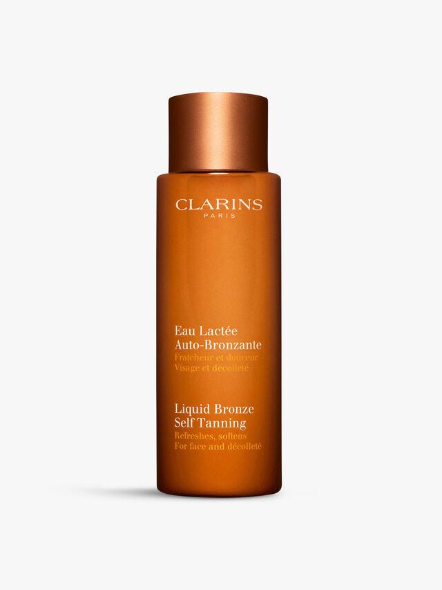 Liquid Bronze Self Tanning for Face and Décolleté