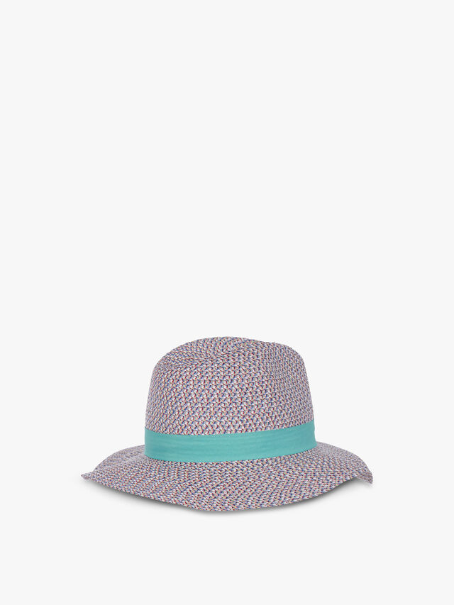 Barbour Seashore Fedora Hat