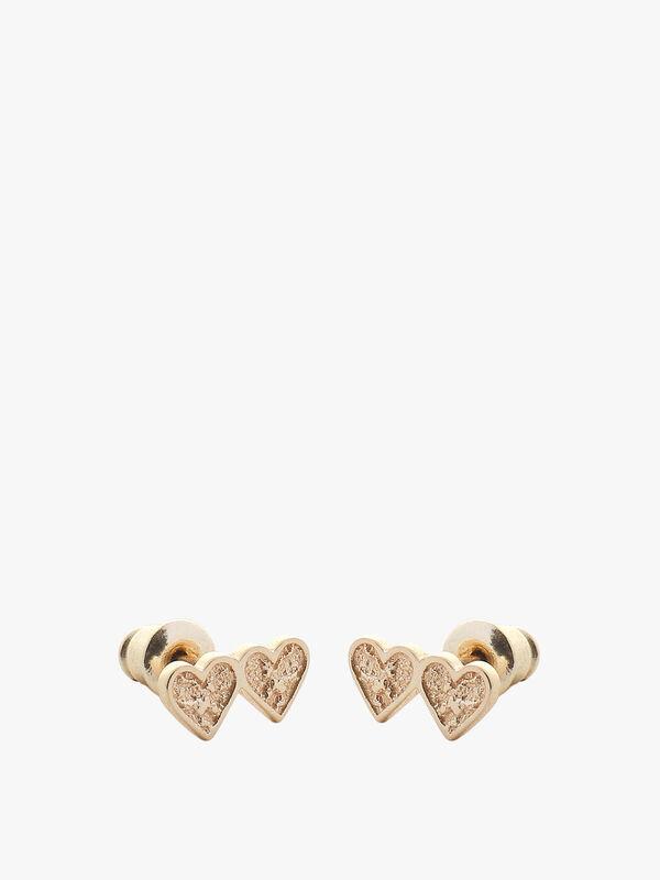 Heartbeat Earrings