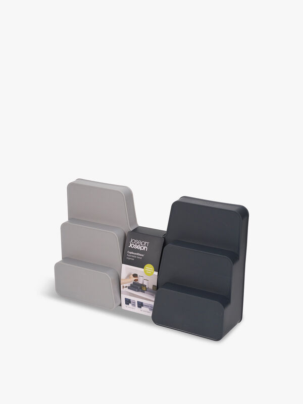 Cupboard Store Expandable Tiered Organiser