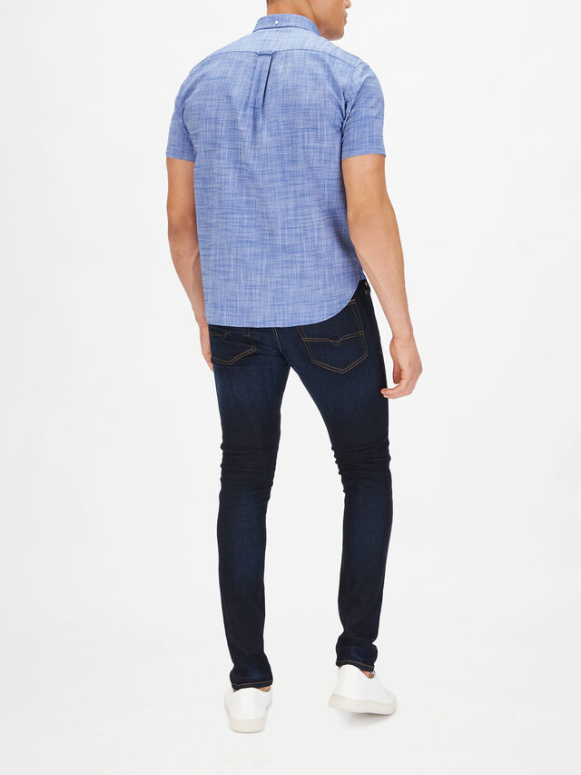 Shortsleeved Plain Shirt