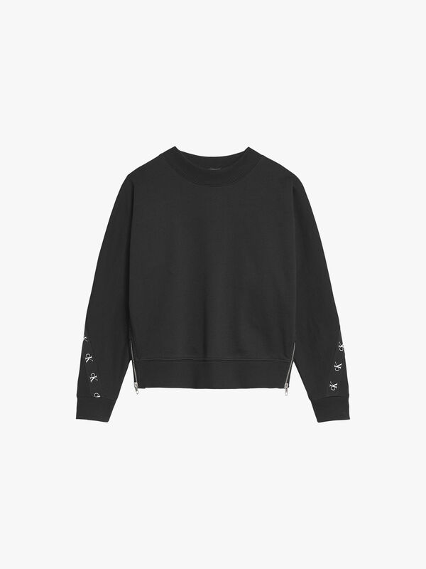 Monogram Tape Sweatshirt