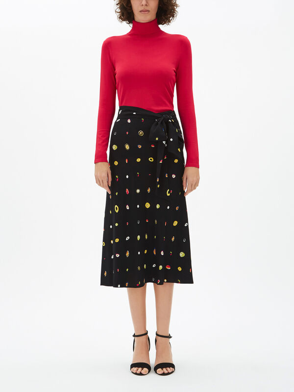Lesley Midi Skirt