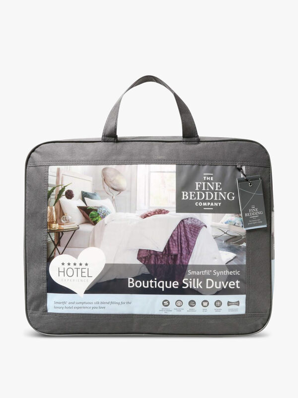 Boutique Silk Duvet 13.5 Tog