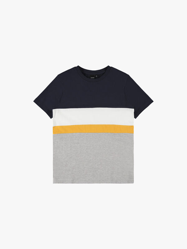 Neve Colour Block T-Shirt
