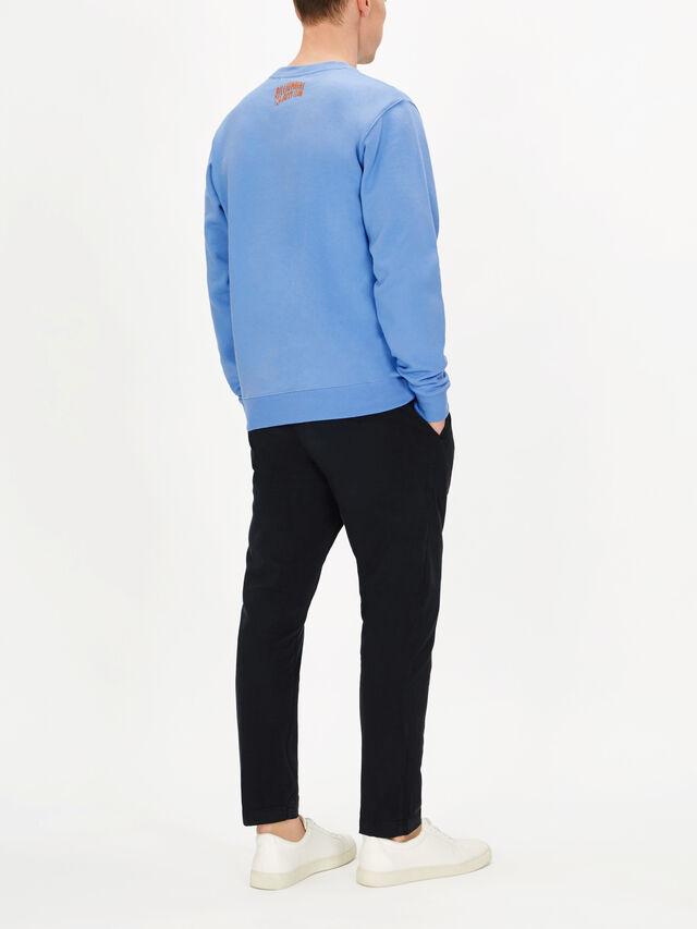 Astro Embroidered Sweatshirt