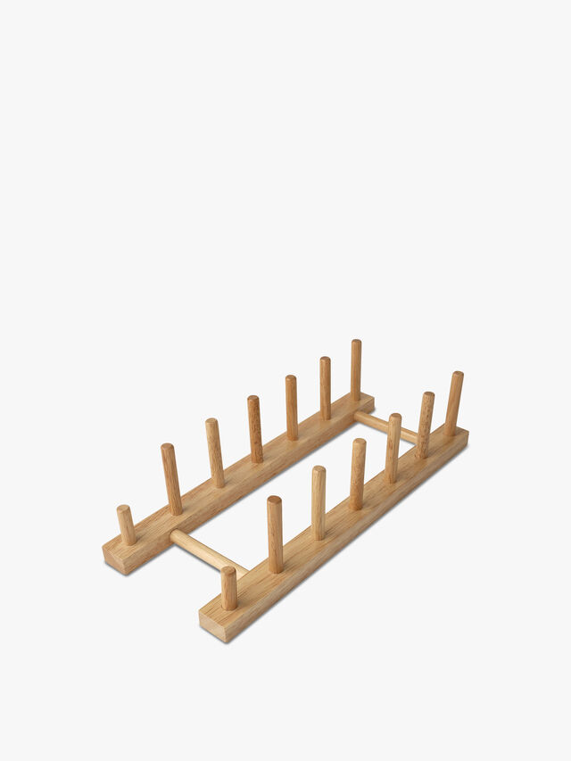 Plate Rack For 6 Plates