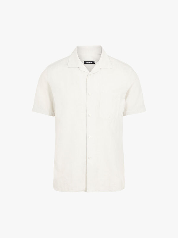 Daniel Speckle Cuban Collar Shirt