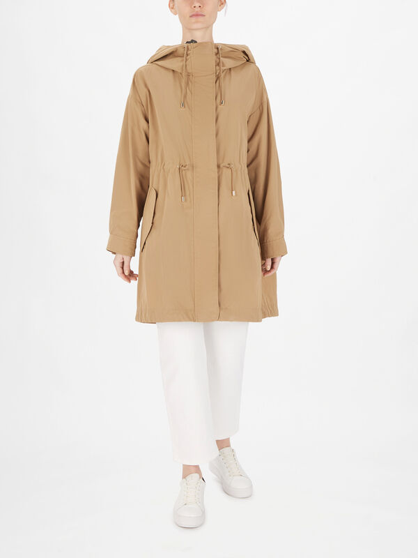 Coccole Hooded Coat