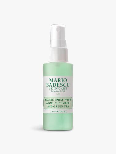Facial Spray with Aloe Cucumber & Green Tea 59ml