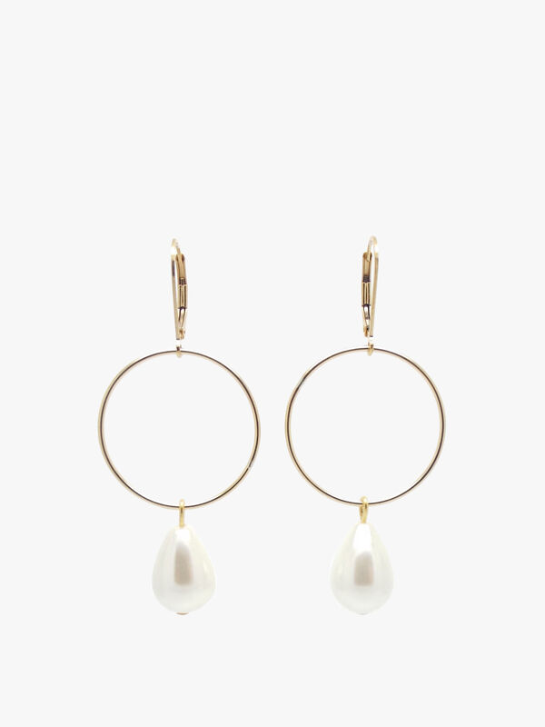 Signature Pearl Earrings