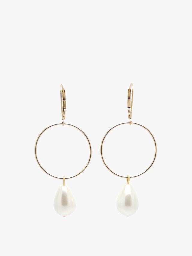Signature Pearl Earrings