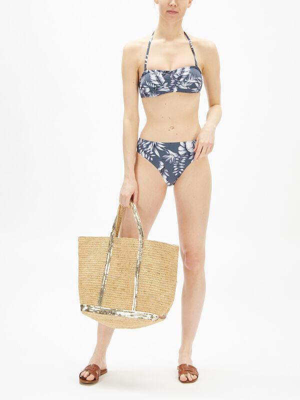Byron Beach Bandeau Bikini Top