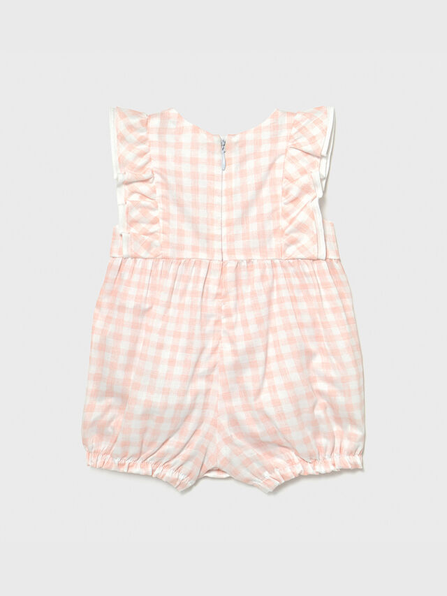 Gingham Bubble