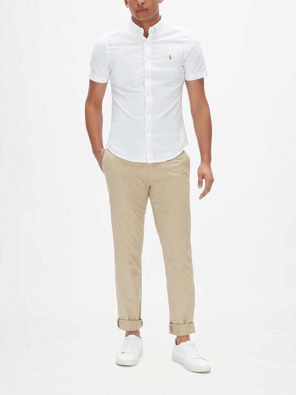 Plain Oxford Shirt