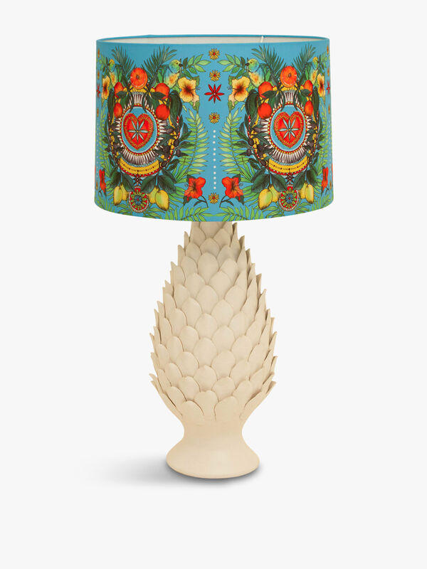 Spanish Summer Siesta Table Lamp