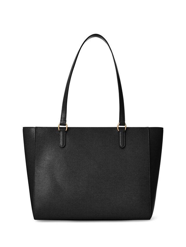 Saffiano Leather Tote