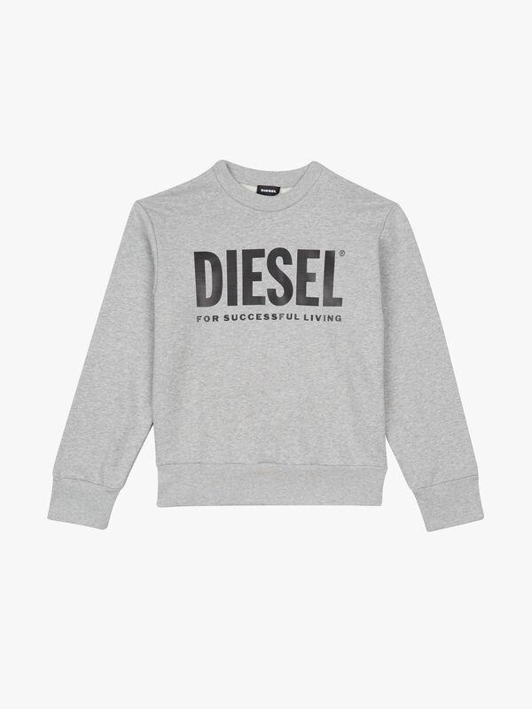 Branded Crew Sweater