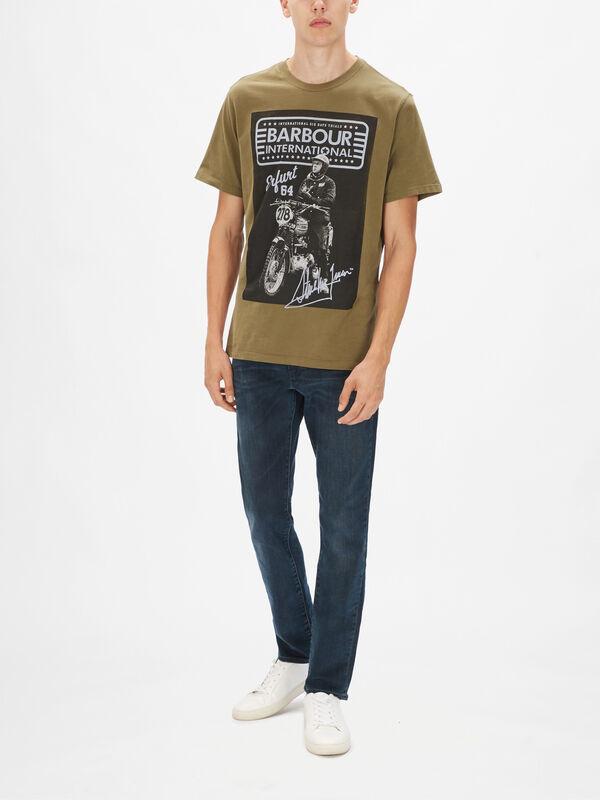 McQueen Ringa T-Shirt