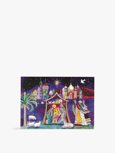 Deluxe Nativity Boxed Cards