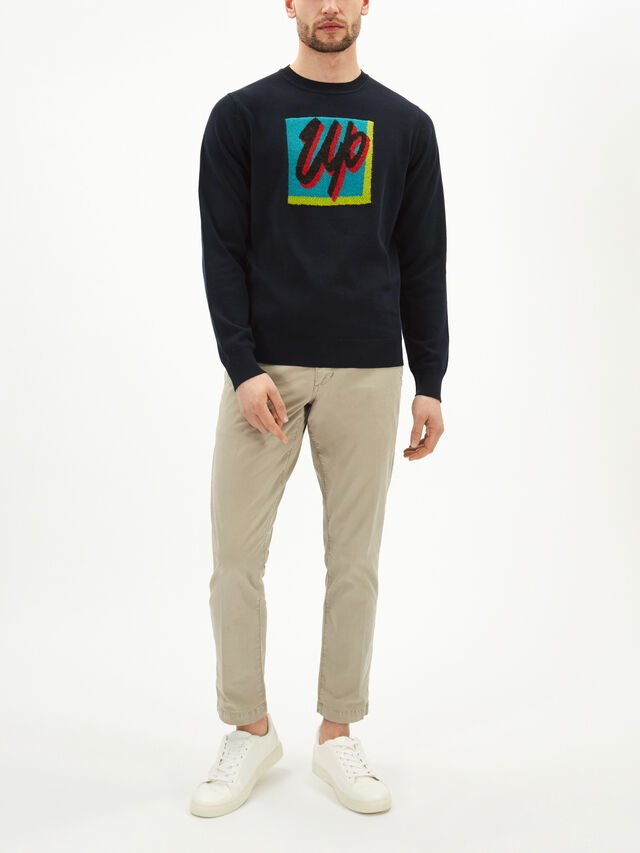 Up Graphic Sweatshirt