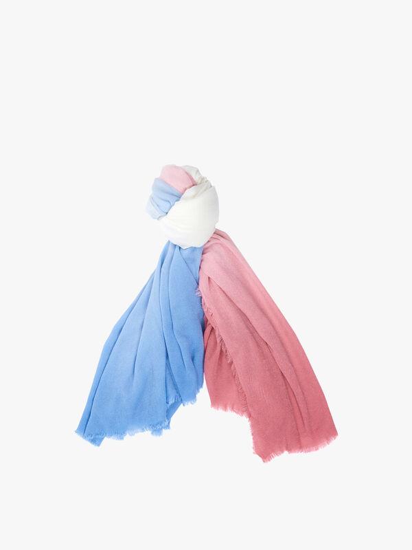 Barbour Pier Dip Dye Wrap