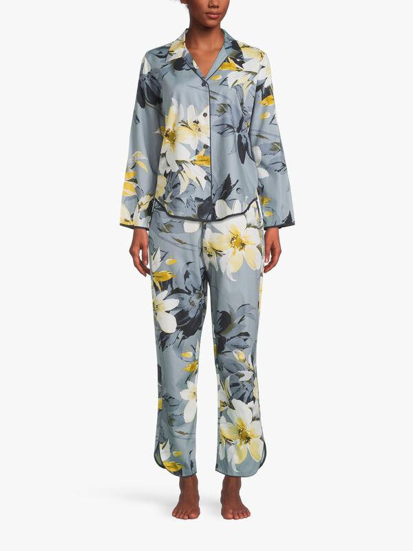 Rachel Floral Print Pants