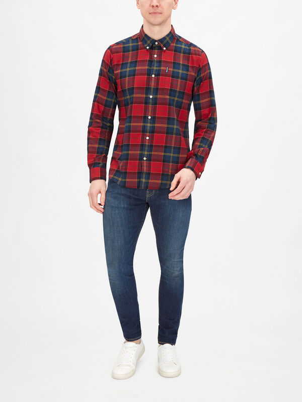 Tartan 9 Tailored Shirt